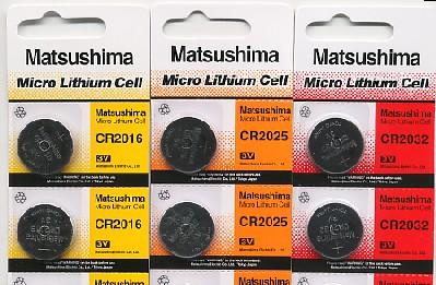 Importador de Pilas PILAS DE LITHIUM TIPO MONEDA Distribuidor de pilas, relojes, baterias